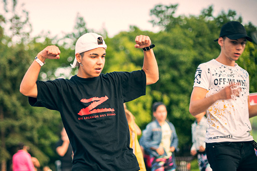 Хип-Хоп танци в DIVA ZONE
