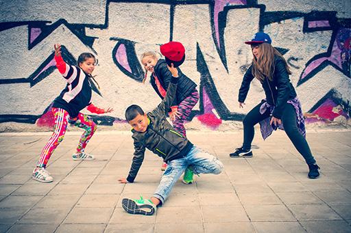 Hip-Hop & MTV Dance