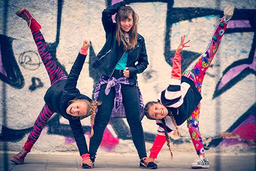 Hip Hop и Модерни танци за деца